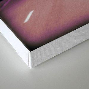 Con el cristal con que se mira Canvas Print