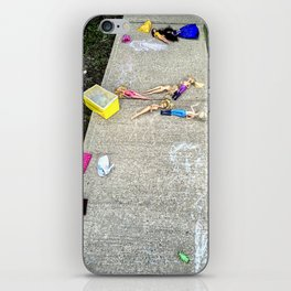 Party Gone Bad iPhone Skin