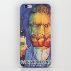 Absinthe Refined iPhone & iPod Skin