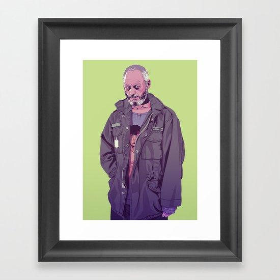 80/90s  - DS Framed Art Print