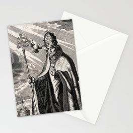 Saint Gregory the Great Stationery Cards
