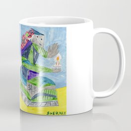 Study for Las Meninas Coffee Mug