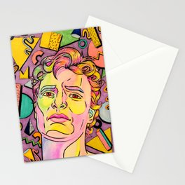 80s Dude Stationery Cards