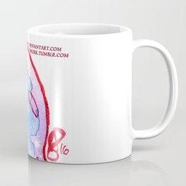 Paper Scrolls (12) Chunk Coffee Mug