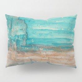 """Under The Current"" Pillow Sham"