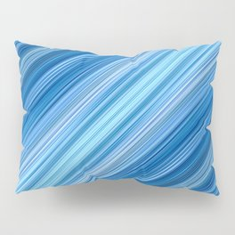 Ambient 1 in Blue Pillow Sham