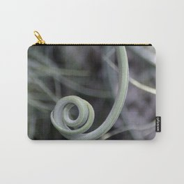 Curly Vine Carry-All Pouch