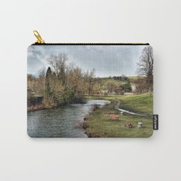River Wye at Bakewell Carry-All Pouch