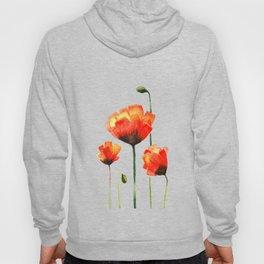 Poppy Love Hoody