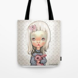 ppinkydolls art print Tote Bag