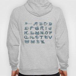 Dracoserific, a font full of Dragons (dark) Hoody