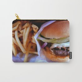 burger Carry-All Pouch