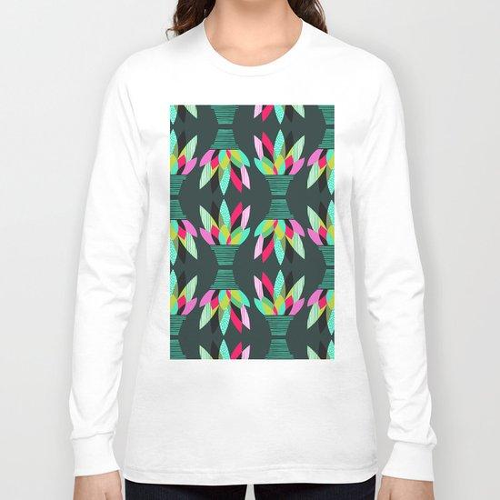 Up & Down Long Sleeve T-shirt
