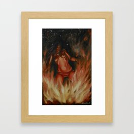 Acknowledge within  Framed Art Print