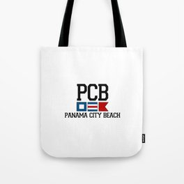 Panama City - Florida. Tote Bag