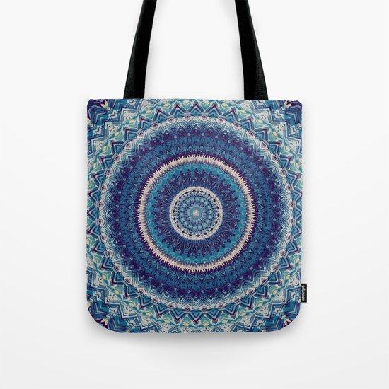 Mandala 477 Tote Bag