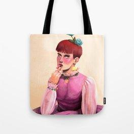 Meninos de rosa Tote Bag