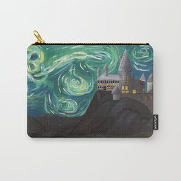 Starry Night at Hogwarts Carry-All Pouch
