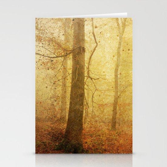 November I Stationery Cards
