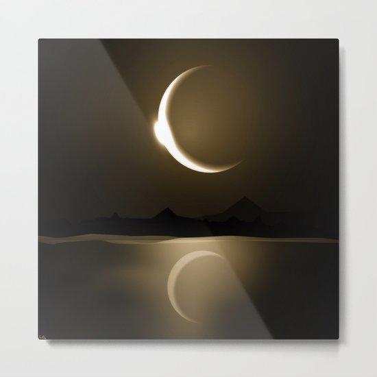 Divine Reflections Metal Print