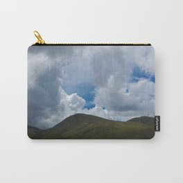 Mount Snowdown Carry-All Pouch