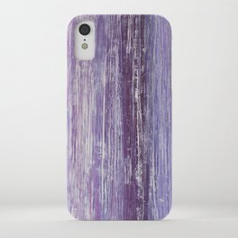 Purple Woodland iPhone Case