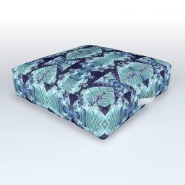 Symmetrical Art // Geometric Art // 2021_008 Outdoor Floor Cushion