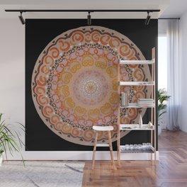 Harmony Mandala Wall Mural