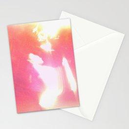 Fire lady Stationery Cards