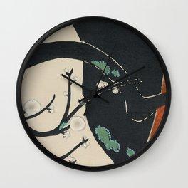 Kamisaka Sekka - Tree from Momoyogusa Wall Clock