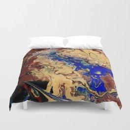 Waves of Wind Duvet Cover