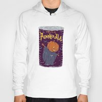 ale giorgini Hoodies featuring Pumpkin Ale by Moto