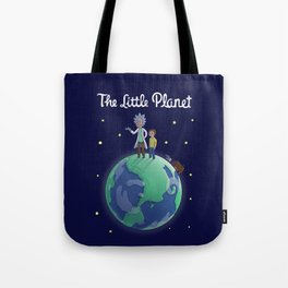 The Little Planet Tote Bag