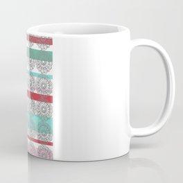 Flowers on Sticks Coffee Mug