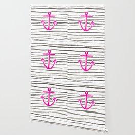 ANCHOR Symbol - Stripes  Wallpaper