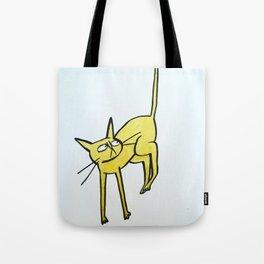 gold kat Tote Bag