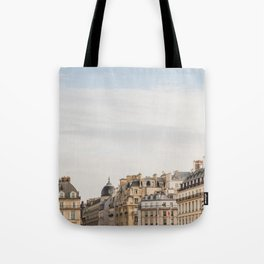 Once in Paris Tote Bag