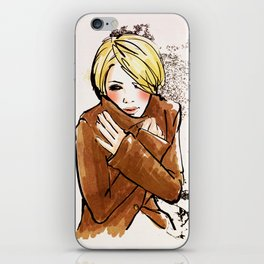 Its Cold... iPhone Skin