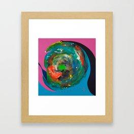 HIH-SE2 Framed Art Print