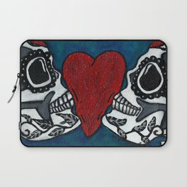 Amo y Besos (Love & Kisses) Laptop Sleeve