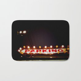 parking Bath Mat
