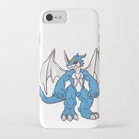 digimon iPhone & iPod Cases featuring Di-Di-Digimon! by cartoonjunkie