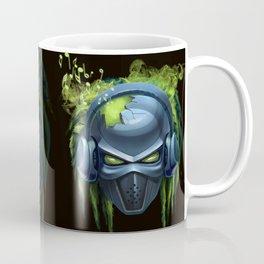 music robot Coffee Mug