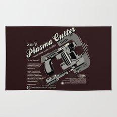 Dead Space - Plasma Cutter Rug