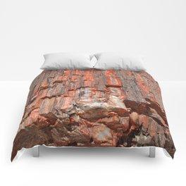 Agathe Log Texture Comforters