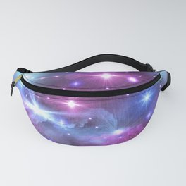 Fantasy Space Glow Fanny Pack