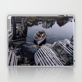 Peggy's Cove, NS Laptop & iPad Skin