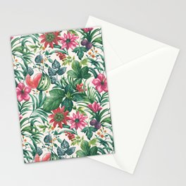 Garden pattern I Stationery Cards