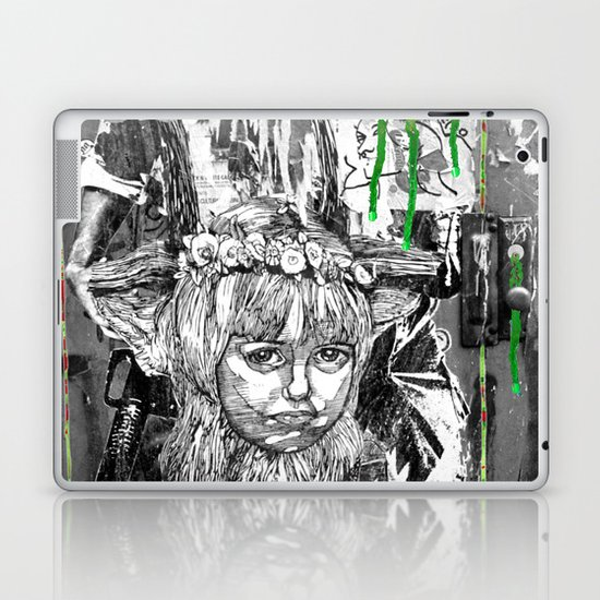 Lock n Key Laptop & iPad Skin