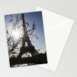 Paris in Summer Stationery Cards